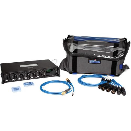 Sound Devices 664 6-Input Field Production Mixer Kit 664 KIT