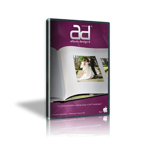 SPC Album Design 6 Advanced for Mac (Download) 8032610891701