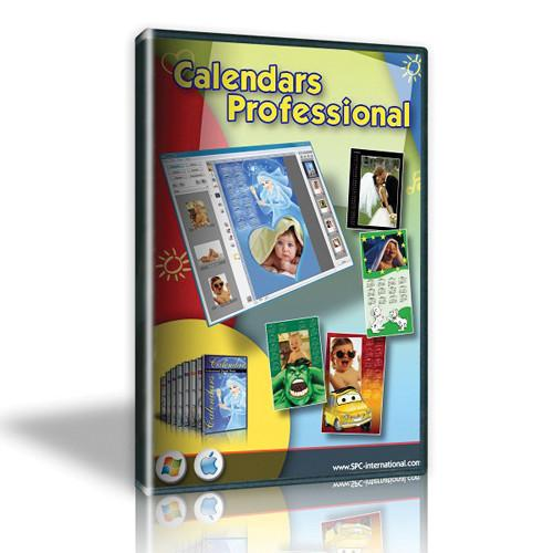 SPC Calendars Professional 2016 (Download) 8032610891688