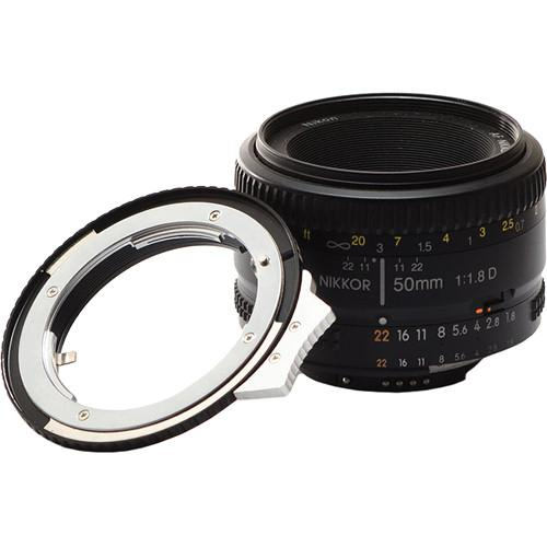 Spiffy Gear Light Blaster Nikon to Canon Lens Adapter LB-NGEOS