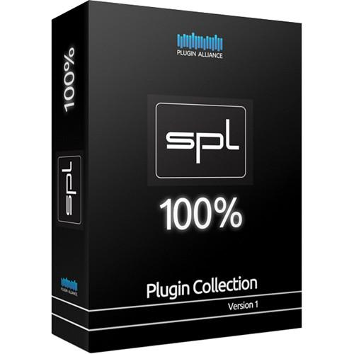 SPL 100% SPL Bundle - V1 - Mixing Tools 100 SPL BUNDLE V1