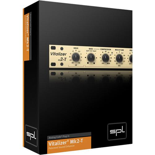 SPL Vitalizer MK2-T - Audio Enhancement SPL VITALIZER MK2-T