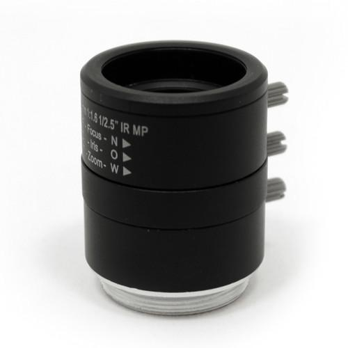 STARDOT CS-Mount 3.3-12mm f/1.8 IR-Corrected LEN-MV3312CS