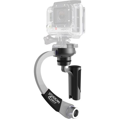 Steadicam Curve for GoPro HERO Action Cameras (Silver) CURVE-SI