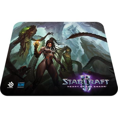 SteelSeries QcK StarCraft II Heart of the Swarm Mouse Pad 67266