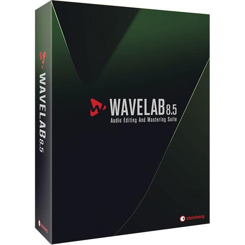 Steinberg WaveLab 8.5 - Audio Editing and Processing 45370