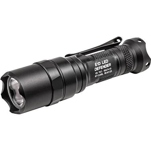 SureFire E1D LED Defender Dual-Output Flashlight E1DL-A