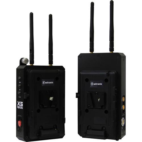Switronix Recon X5 HD-SDI Wireless TX/RX System REC5 -V