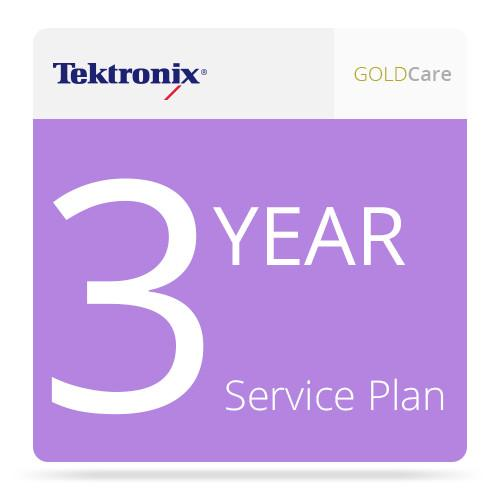 Tektronix 3-Year Gold Care Service Plan for ECO8000 ECO8000G3