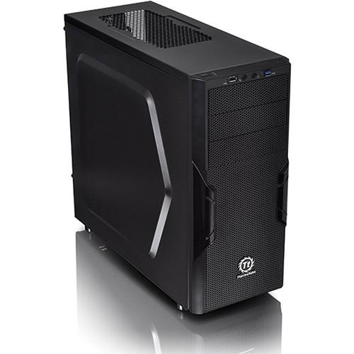 Thermaltake Versa H22 Mid-Tower Chassis (Black) CA-1B3-00M1NN-00