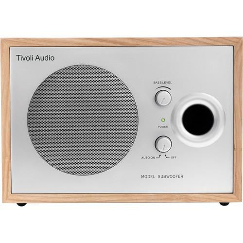 Tivoli  Model Subwoofer (Cherry / Silver) MSSLC