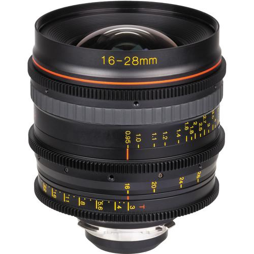 Tokina  Cinema 16-28mm T3.0 with PL Mount TC-168P