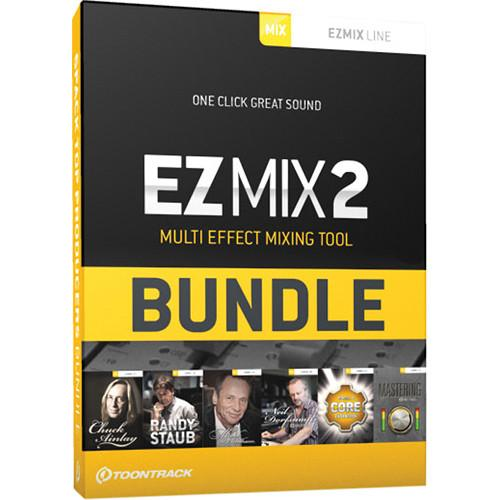 Toontrack  EZmix 2 Top Producers Bundle TT032SN
