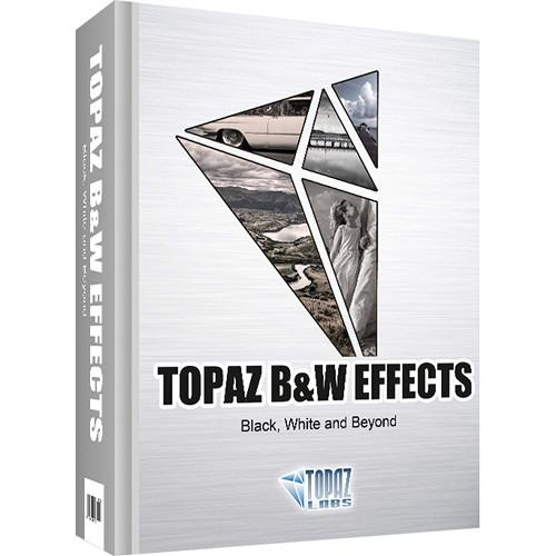 Topaz Labs LLC Topaz B&W Effects Plug-In TP-BWE-C-001-GN
