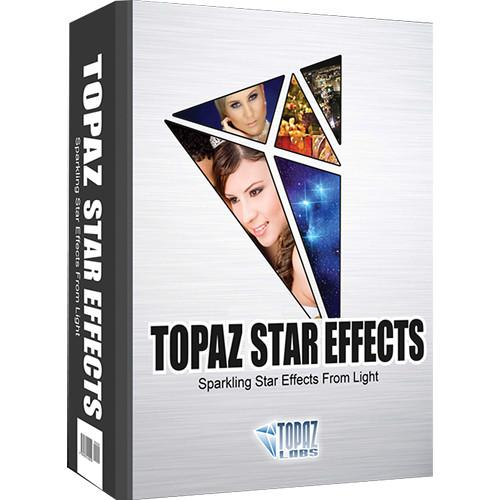 Topaz Labs LLC Topaz Star Effects Plug-In (DVD) TP-STA-C-001-GN