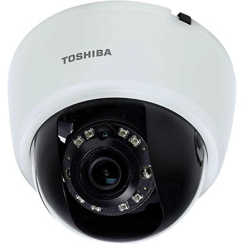 Toshiba 1080p HD PoE IP Mini-Dome Indoor Camera IK-WD05A