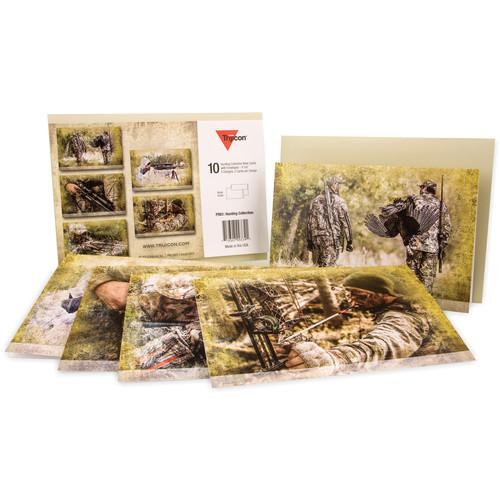 Trijicon Hunting Themed Greeting Cards (10-Pack) PR61