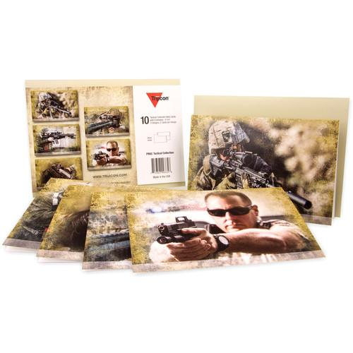 Trijicon Tactical Themed Greeting Cards (10-Pack) PR62