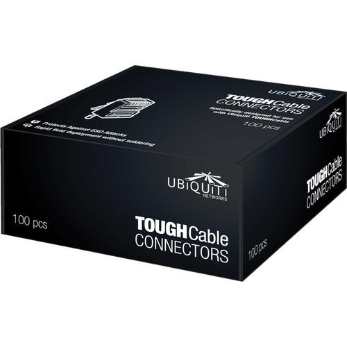 Ubiquiti Networks TOUGHCable Connectors (Pack of 100) TC-CON-100
