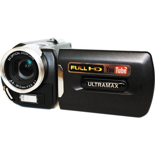 ULTRAMAX UXDV-3HD-CAM 1080p Digital Video Camera UXDV-3HD-CAM