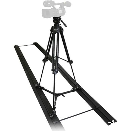 VariZoom Solo Slider Dolly Kit with VZ-TK75A SOLOSLIDERDOLLY-KIT
