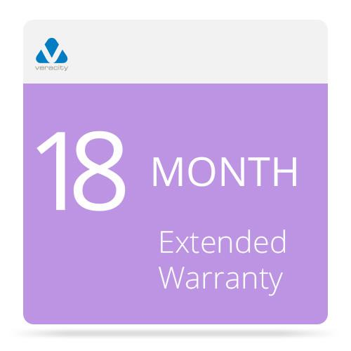 Veracity 18-Month Extended Warranty for COLDSTORE CS15-WAR-18