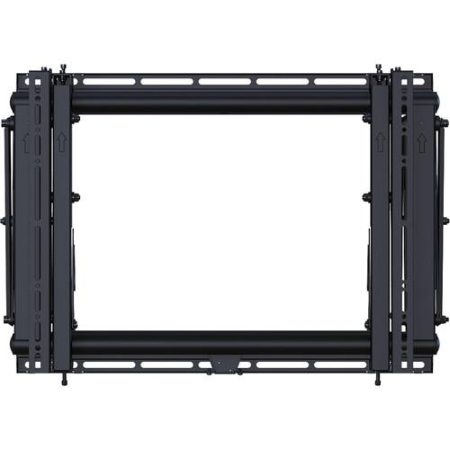 ViewZ VZ-XM46 Spring-Loaded Scissor Video Wall Mount VZ-XM46