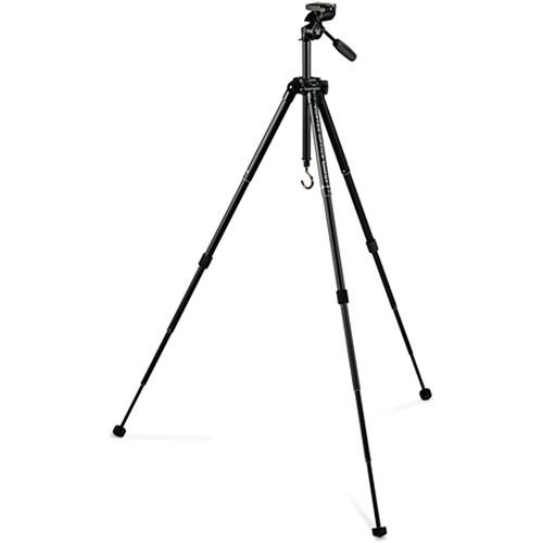 Vortex Summit SS-P Aluminum Tripod Kit with 3-Way Pan/Tilt ST-5