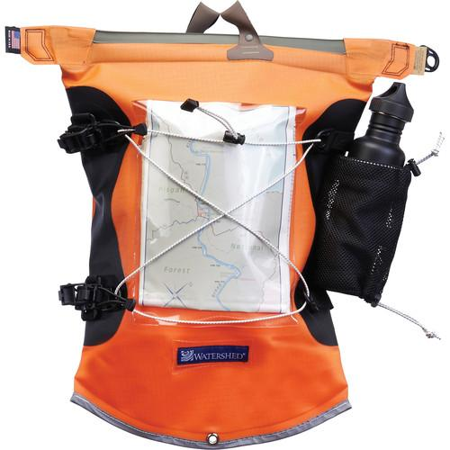 WATERSHED Aleutian Deck Bag (Orange) WS-FGW-DB-ORG