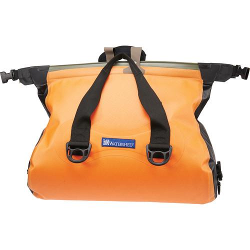 WATERSHED Chattooga Duffel Bag (Orange) WS-FGW-CHAT-ORG