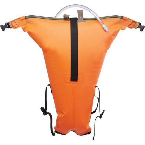 WATERSHED Salmon Stowfloat Kayak Bag (Orange) WS-FGW-SALM-ORG