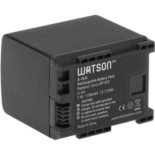 Watson BP-820 Lithium-Ion Battery Pack (7.4V, 1780mAh) B-1539