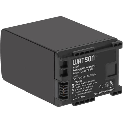 Watson BP-828 Lithium-Ion Battery Pack (7.4V, 2670mAh) B-1540