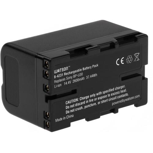 Watson BP-U30 Lithium-Ion Battery Pack (14.4V, 2600mAh) B-4231