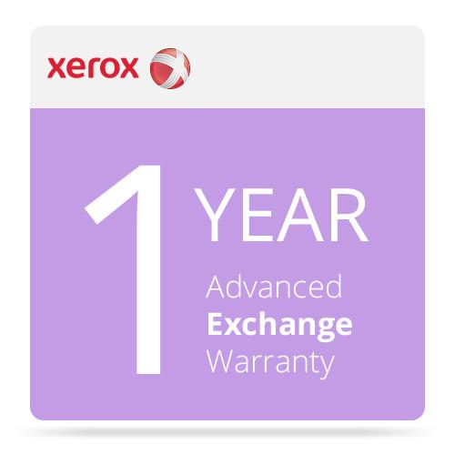 Xerox 1-Year Advanced Exchange Warranty S-3125-ADV/1Y