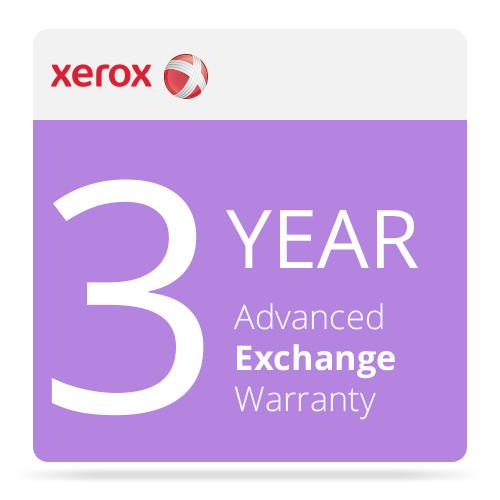 Xerox 3-Year Advanced Exchange Warranty S-3125-ADV/3Y