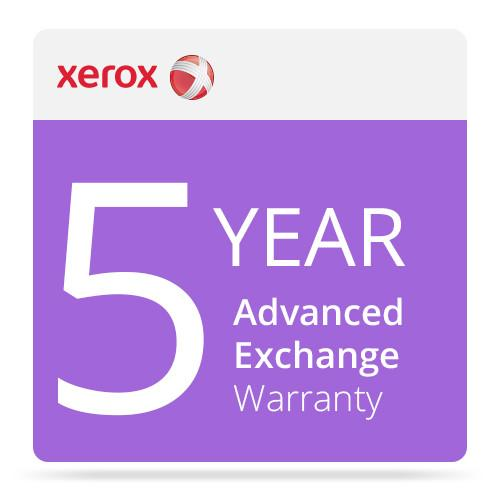 Xerox 5-Year Advanced Exchange Warranty S-3125-ADV/5Y