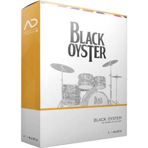 XLN Audio Black Oyster AD2 ADPAK - Virtual Drum Kit XLN1044