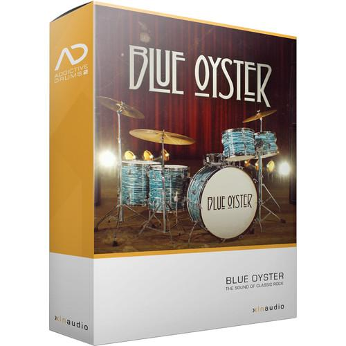 XLN Audio Blue Oyster AD2 ADPAK - Virtual Drum Kit XLN1045