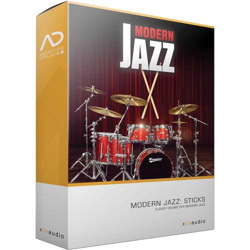 XLN Audio Modern Jazz Sticks AD2 ADPAK - Virtual Drum XLN1053