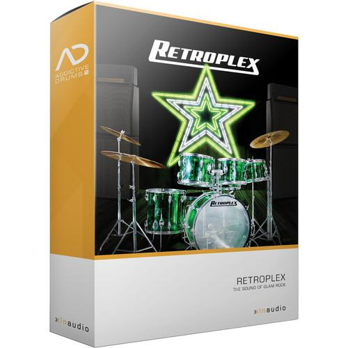 XLN Audio Retroplex AD2 ADPAK - Virtual Drum Kit XLN1046