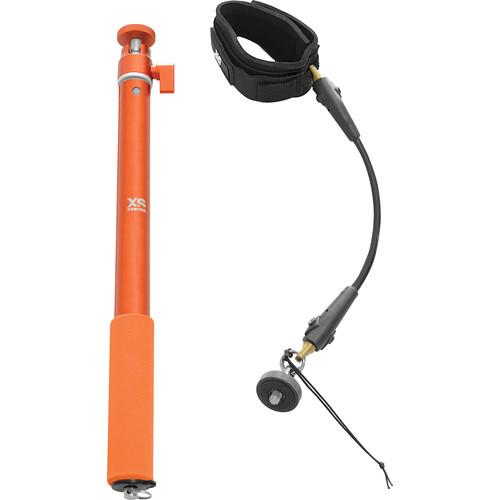 XSORIES Big U-Shot and Wrist Cord Cam (Orange) XSBIG-101696