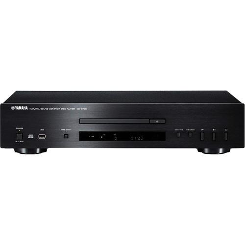 Yamaha  CD-S700 CD Player (Black) CD-S700BL