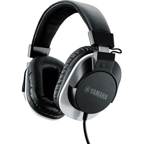 Yamaha HPH-MT120 Studio Monitor Headphones (Black) HPH-MT120BL