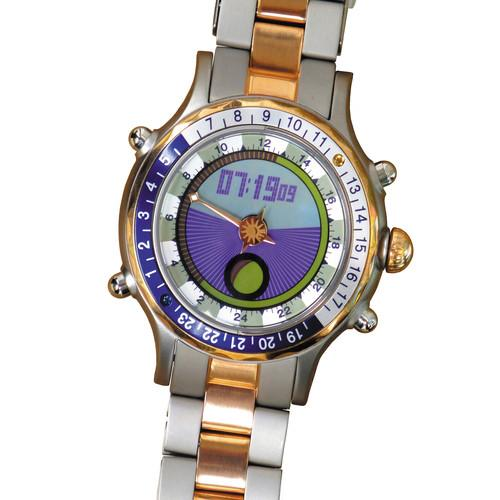 Yes Watch Marine INCA 24 Hour Bezel/24 Hour Dial Watch N203.4-24