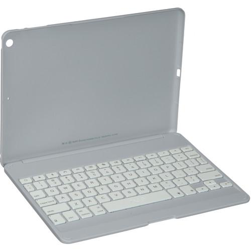 ZAGG ZAGGkeys Folio with Backlit Keyboard ZKFHFWHLIT105