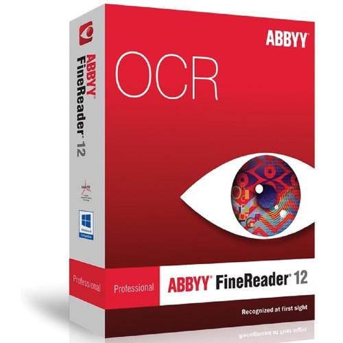 ABBYY FineReader 12 Professional (Download) FRPFW12E