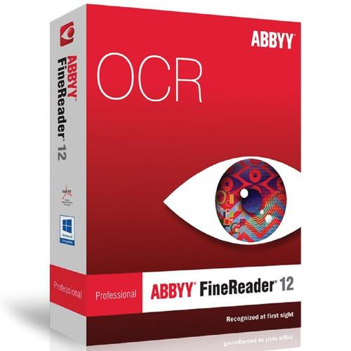 ABBYY FineReader 12 Professional Upgrade (Download) FRPUW12E