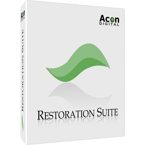 Acon Digital Restoration Suite - Audio Restoration and 11-30201