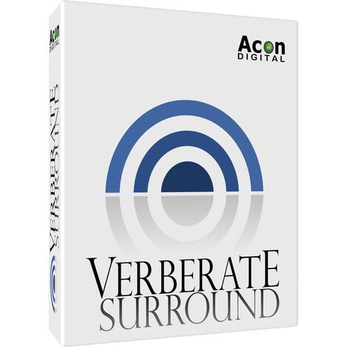Acon Digital Verberate Surround - Surround Reverb 11-30199